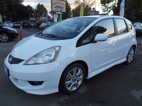 2011 Honda Fit for sale in Gilroy, CA