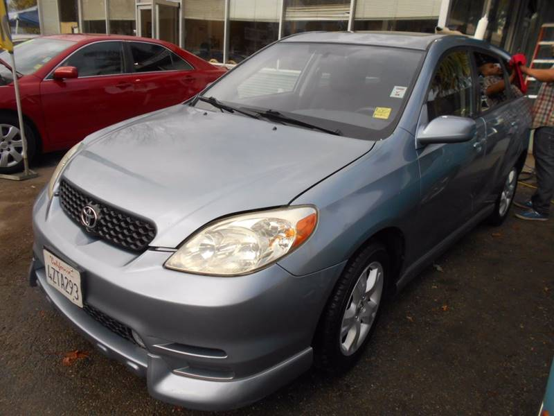 2003 Toyota Matrix for sale at CALIFORNIA AUTOMART in San Jose CA