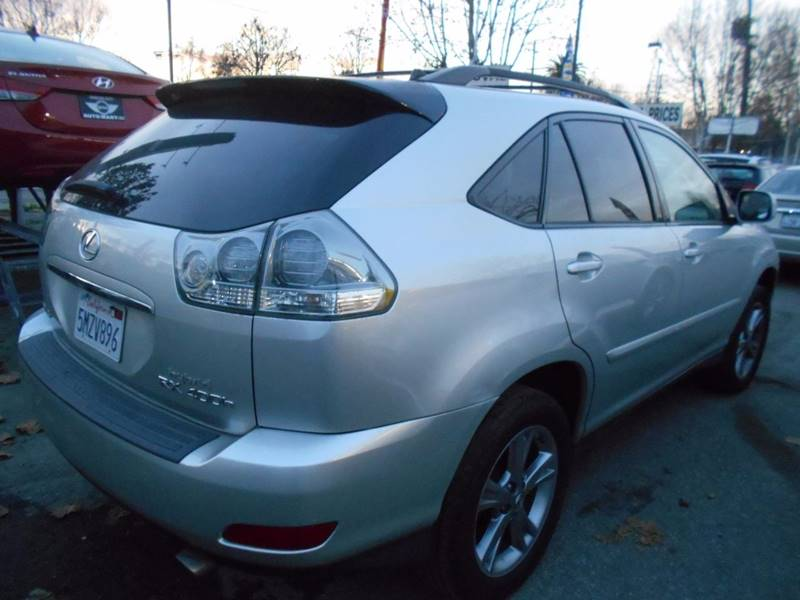 2006 Lexus RX 400h for sale at CALIFORNIA AUTOMART in San Jose CA