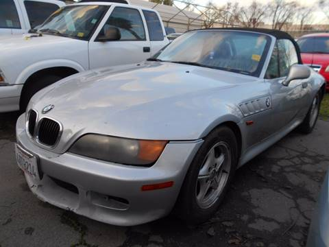 1999 BMW Z3 for sale at CALIFORNIA AUTOMART in San Jose CA