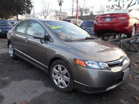 2006 Honda Civic for sale in Gilroy, CA