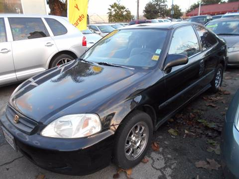 1999 Honda Civic for sale in Gilroy, CA