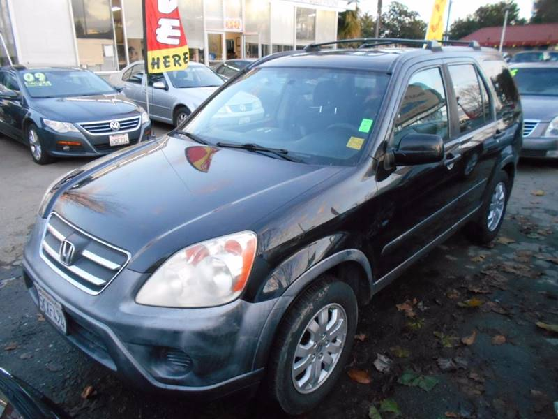 2005 Honda CR-V for sale at CALIFORNIA AUTOMART in San Jose CA
