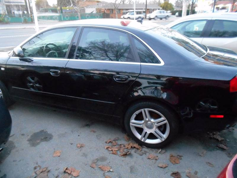 2007 Audi A4 for sale at CALIFORNIA AUTOMART in San Jose CA