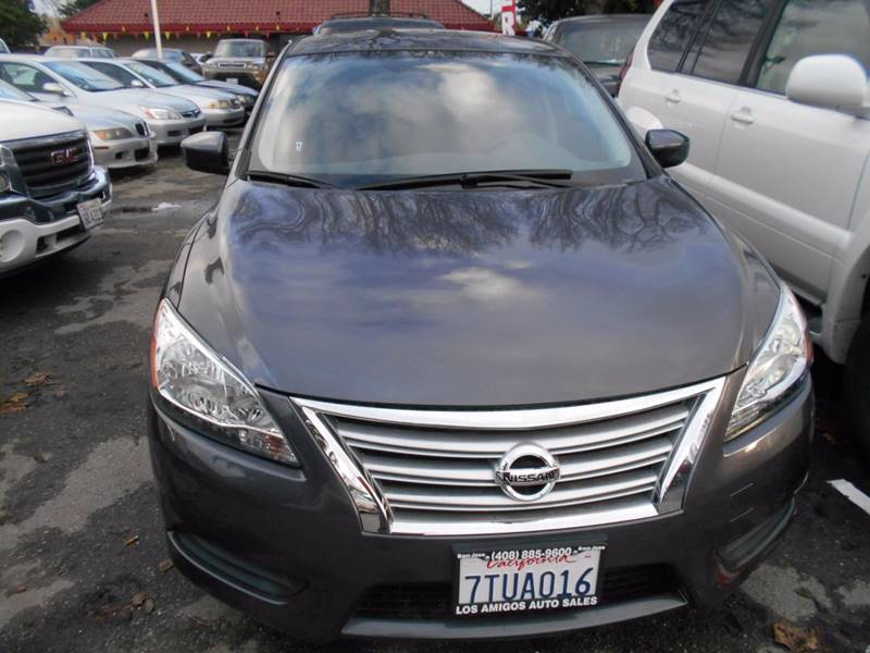 2014 Nissan Sentra for sale at CALIFORNIA AUTOMART in San Jose CA