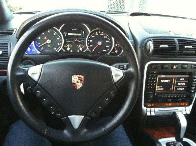 2005 Porsche Cayenne for sale at CALIFORNIA AUTOMART in San Jose CA