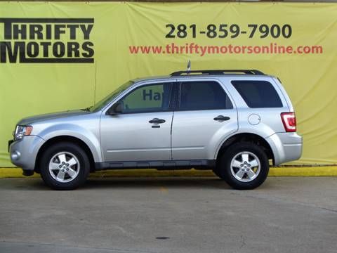 2012 ford escape for sale in houston tx
