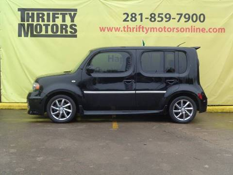 Nissan cube for sale in houston tx for Thrifty motors houston tx 77084
