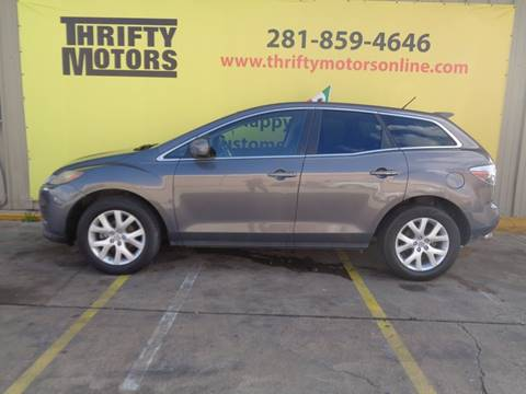Mazda cx 7 for sale in houston tx for Thrifty motors houston tx 77084