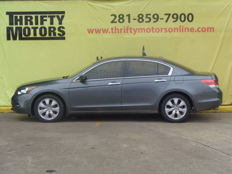 Elegant 2010 Honda Accord EX L V6. Check Availability. 2010 Honda Accord For Sale  At Thrifty Motors Inc.   4509 Highway 6 North In