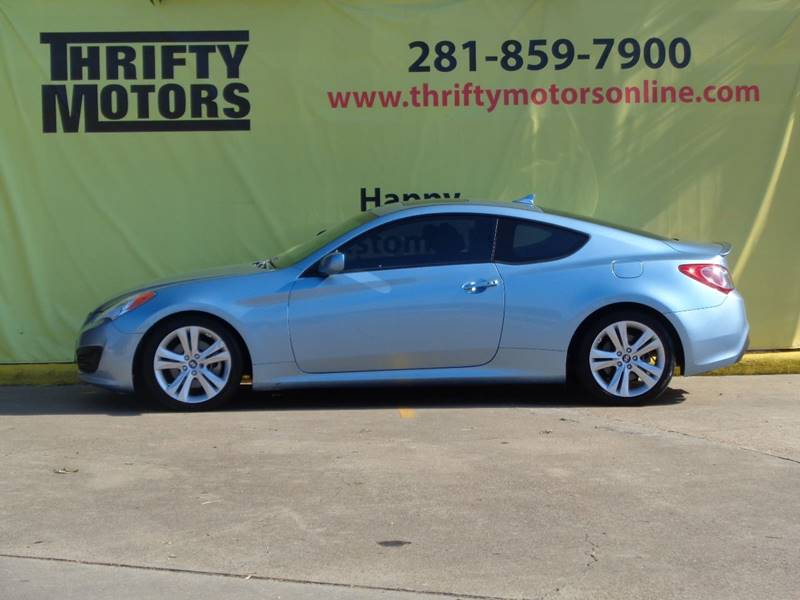 2011 Hyundai Genesis Coupe 2.0T 2dr Coupe   Houston TX