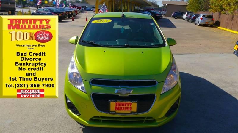 2013 Chevrolet Spark Ls Auto In Houston Tx