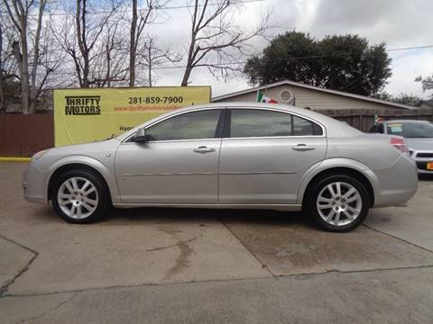 2007 saturn aura for sale in texas for Thrifty motors houston tx 77084