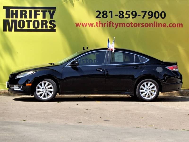 2008 Mazda Mazda6 I Sport 4dr Sedan In Houston Tx Thrifty Motors Inc