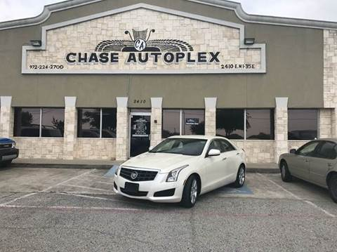 2014 Cadillac ATS for sale in Lancaster, TX