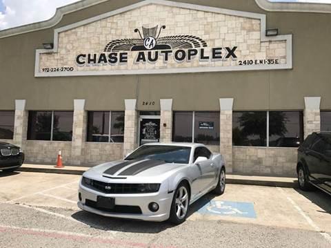 2011 Chevrolet Camaro for sale in Lancaster, TX