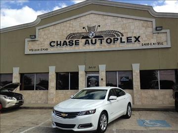 2016 Chevrolet Impala for sale in Lancaster, TX