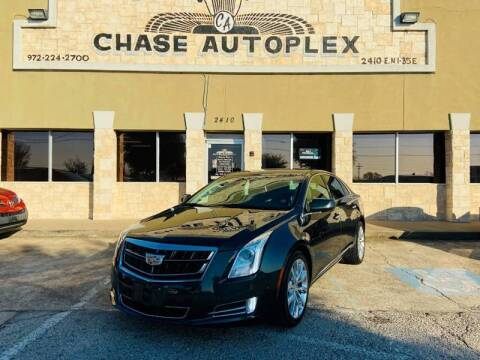 2017 Cadillac XTS Luxury for sale at CHASE AUTOPLEX in Lancaster TX
