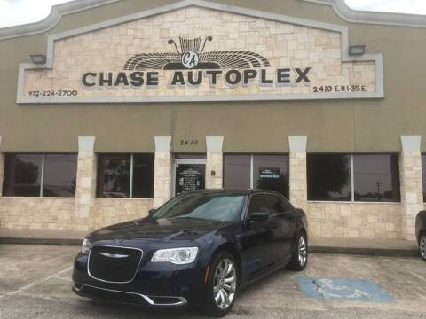 2016 Chrysler 300 Limited for sale at CHASE AUTOPLEX in Lancaster TX