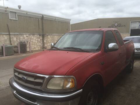 1997 Ford F-150 for sale at CHASE AUTOPLEX in Lancaster TX