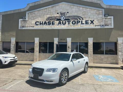 2019 Chrysler 300 for sale at CHASE AUTOPLEX in Lancaster TX