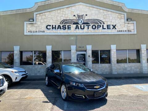 2019 Chevrolet Impala for sale at CHASE AUTOPLEX in Lancaster TX