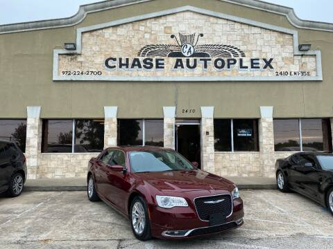 2016 Chrysler 300 for sale at CHASE AUTOPLEX in Lancaster TX