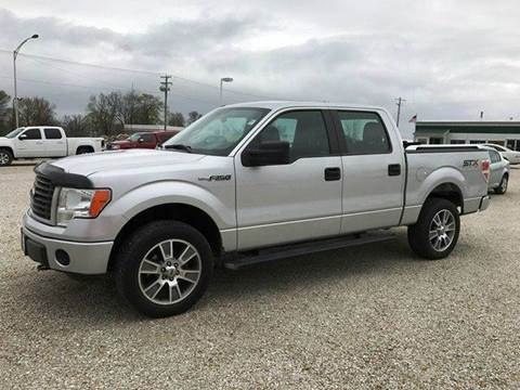 2014 Ford F-150 for sale in Moberly, MO
