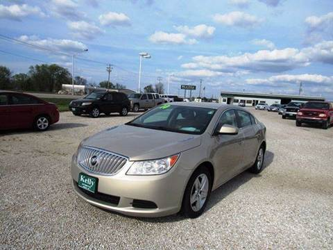 2010 Buick LaCrosse for sale in Moberly, MO