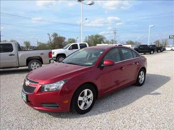 2012 Chevrolet Cruze for sale in Moberly, MO