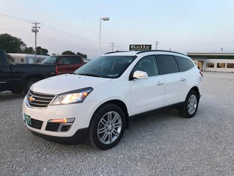 2014 Chevrolet Traverse for sale in Moberly, MO