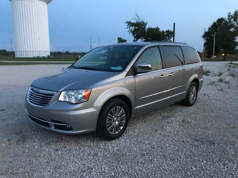 2014 Chrysler Town and Country for sale in Moberly, MO