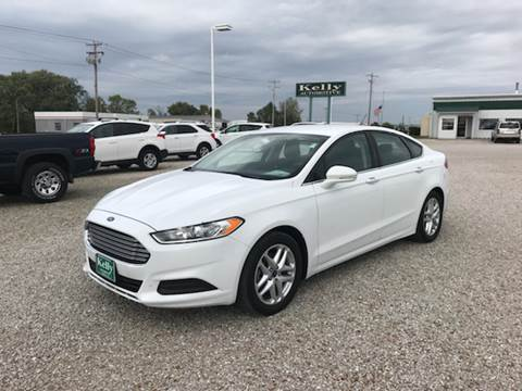 2014 Ford Fusion for sale in Moberly, MO