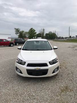 2013 Chevrolet Sonic for sale in Moberly, MO