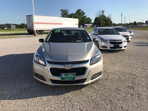 2015 Chevrolet Malibu for sale in Moberly, MO