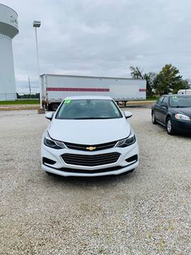 2018 Chevrolet Cruze for sale in Moberly, MO