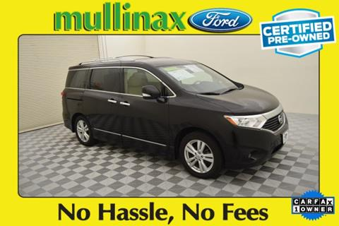 2014 Nissan Quest for sale in Kissimmee, FL