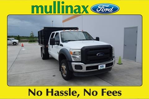 2012 Ford F-450 Super Duty for sale in Kissimmee, FL