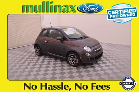 2015 FIAT 500 for sale in Kissimmee, FL