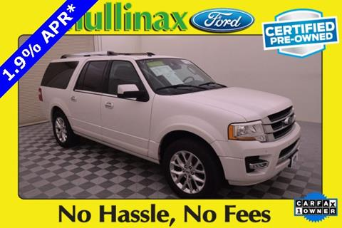 2015 Ford Expedition EL for sale in Kissimmee, FL