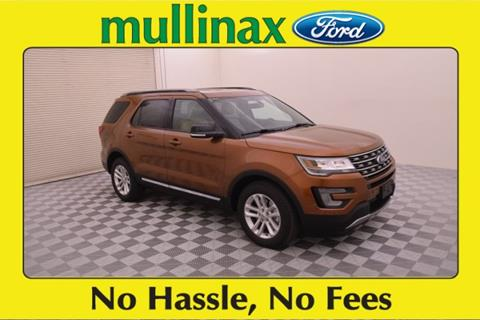 2017 Ford Explorer for sale in Kissimmee, FL