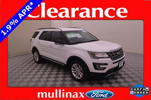 2016 Ford Explorer for sale in Kissimmee, FL