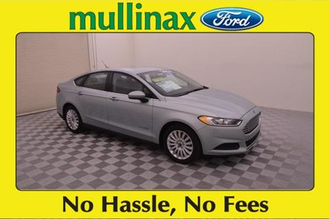 2014 Ford Fusion Hybrid for sale in Kissimmee, FL