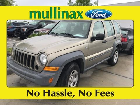 2005 Jeep Liberty for sale in Kissimmee, FL