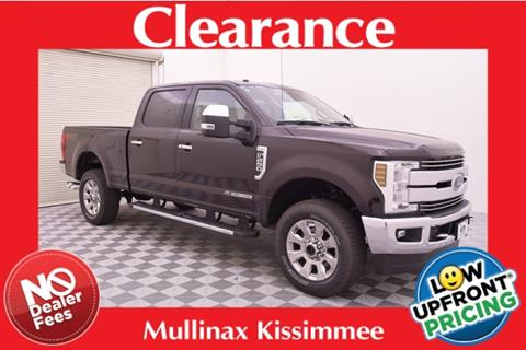 2018 Ford F-250 Super Duty for sale in Kissimmee, FL