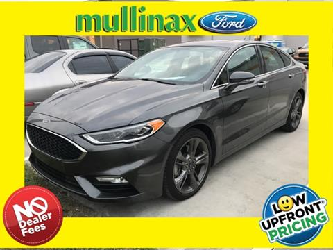 2017 Ford Fusion for sale in Kissimmee, FL