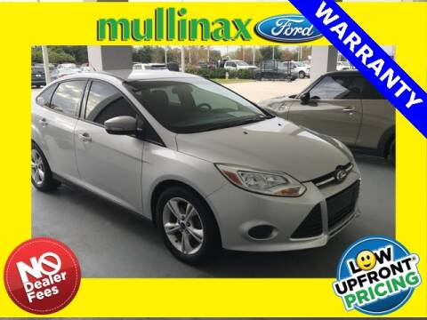 2013 Ford Focus SE for sale at Mullinax Ford of Kissimmee in Kissimmee FL