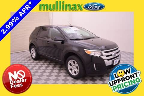 2013 Ford Edge SEL for sale at Mullinax Ford of Kissimmee in Kissimmee FL