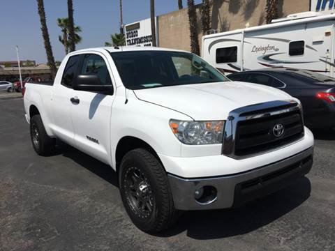 2012 Toyota Tundra for sale at Inland Auto Exchange in Norco CA
