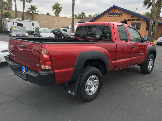 2006 Toyota Tacoma for sale at Inland Auto Exchange in Norco CA